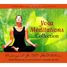 Yoga Meditation Collection (3-CD Set)