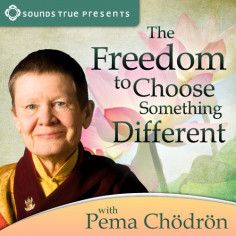 The Freedom to Choose Something Different
