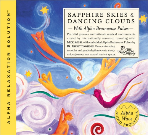 Sapphire Skies and Dancing Clouds 2 CD