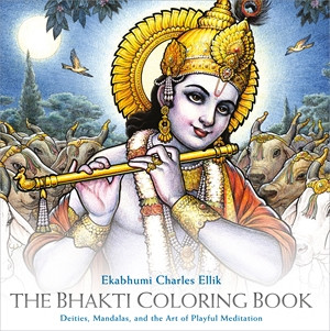 The Bhakti Coloring Book