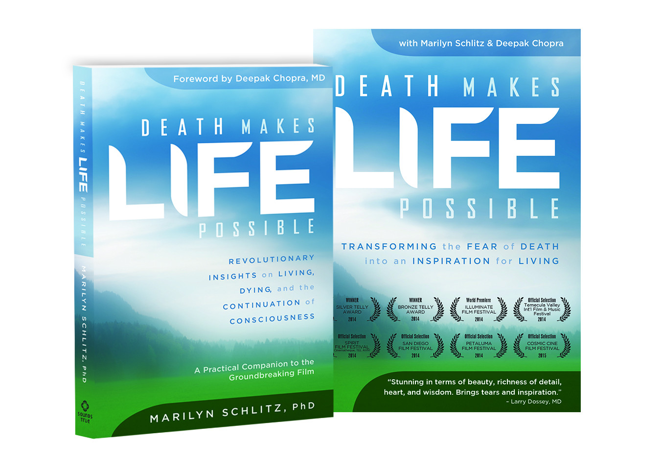 Death Makes Life Possible Book and DVD Special Offer