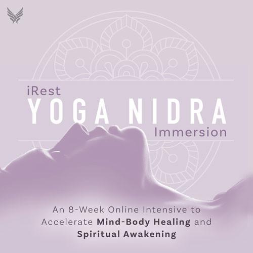 iRest Yoga Nidra Immersion CE Credits