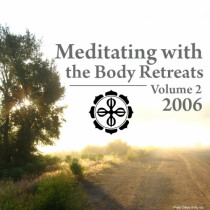 Meditating with the Body 2006 Retreats :Volume 2
