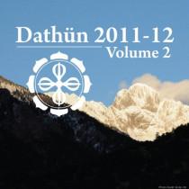 Dathün 2011-12 Volume 2