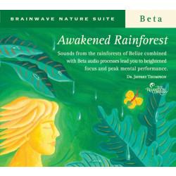 Brainwave Nature Suite: Awakened Rainforest