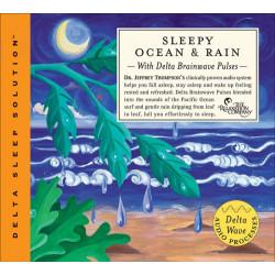 Sleepy Ocean and Rain Two-CD Set
