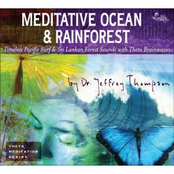 Meditative Ocean & Rainforest (2-CD Set)