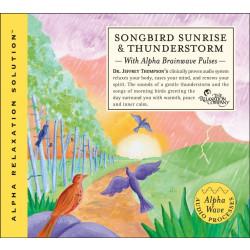 Songbird Sunrise and Thunderstorm (2-CD Set)