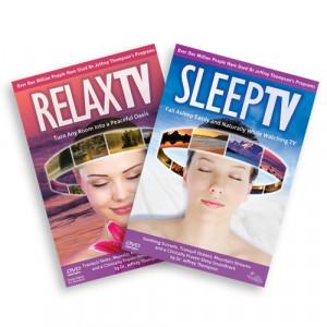Sleep TV and Relax TV Bundle