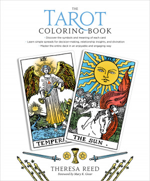 The Tarot Coloring Book