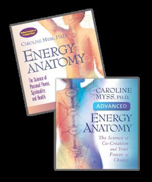 Energy Anatomy and Advanced Energy Anatomy Digital Bundle